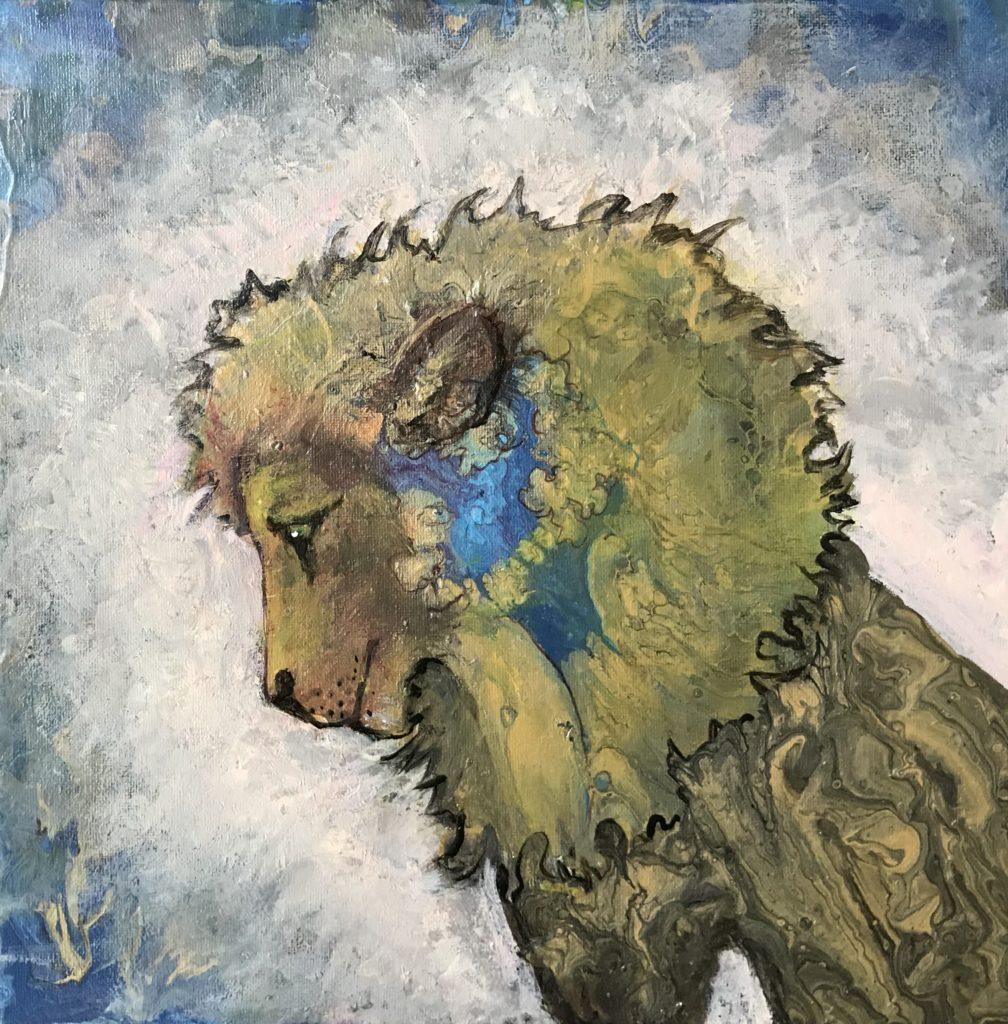Midsummer nights Lion