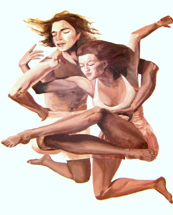 Original art by Sylvia Brallier